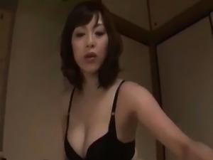 Beautiful Horny Japanese Babe Fucked