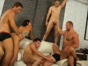 BI-Sex Gang Bang