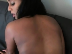 Foxy Chick Bends Down For Some Great Fucking