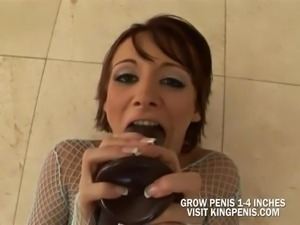 Sexy French Sucking And Fucking Bigcock