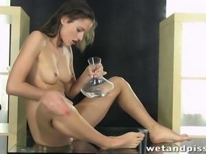 Stunning Czech Silvia Luca squirts