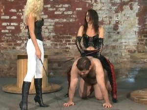 Mistress Tia And Mistress Jasmine