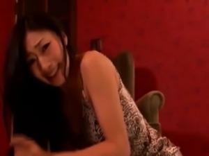 Adorable Horny Asian Babe Banging