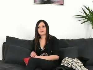 Fake agent licks and fucks babe after casting interview
