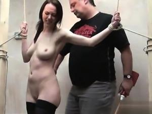Cute pussy pussy full of cum