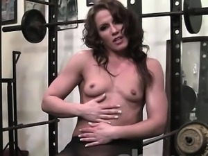 Sexy Pornstar Inari Vachs in Wolford Pantyhose