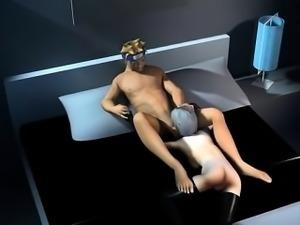 Naruto Bad Time - Fabulous 3D hentai porn world