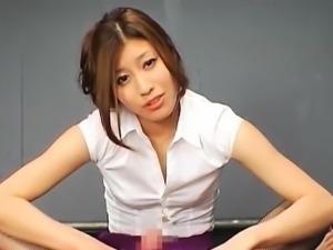 Hot Japanese Babe Banged