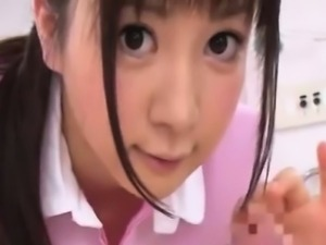 Cute Japanese Girl Banging