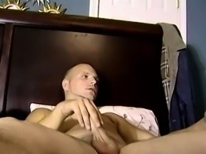 Gay sex Tagged Jason Jerks His Pole