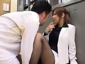 Erotic Japanese Office Lady - Find her on ASIA-MEET.COM