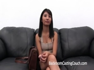 Shocking Casting Couch Confession (and creampie) free
