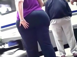 Big Butt BBW Street Milf - 7