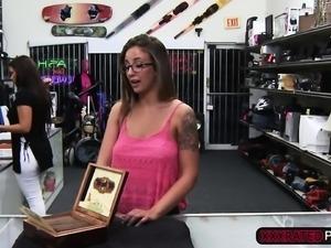 Layla London having a good fuck