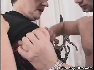 Granny Want Some Sexy Time