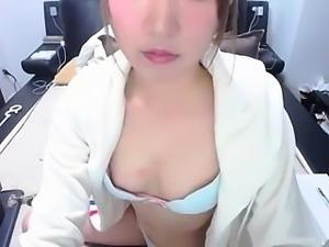 Japanese girl cam show