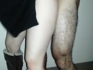Latin cuckold milf fucked in doctor office by Rico Gardner