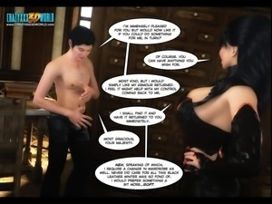 3D Comic: Legacy. Episode 37