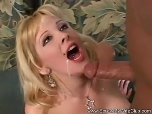 Lovely MILF swinger Got Screwed