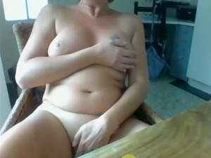 Horny dutch milf