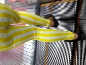 Transparent see through leggings 98