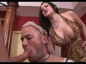 Submissive  Hubby BJ