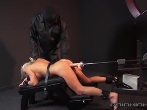 Fucking machine whip Inez