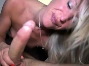 Christelle analfucked into her hairdresser saloon