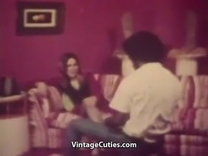 Massaging and Fucking all Night Long (1970s Vintage)