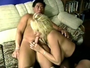 Vintage AMWF: Lisa Lipps & Bruce Lei in SUPERTITS Volume 2