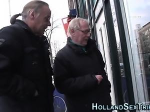 Dutch hooker creampied