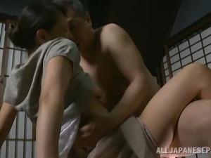 Japanese mature ladies look like petite milfs