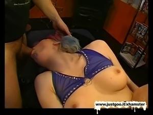 Annette Schwarz - Anal Cum and Crazy Teens