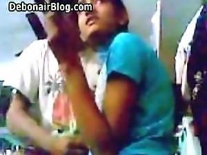 Amateur Indian Teen Couple Fondling