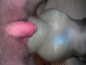 Big Clit Masturbating