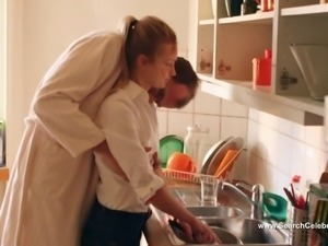 Anna Astrom nude - Vi (SE)