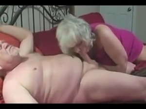 Mrs Marie Gets Her Load of Cum