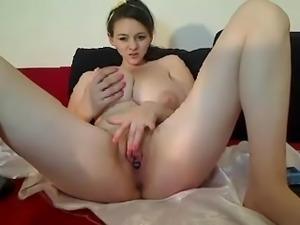 Cute beauty boob girl - Bigger