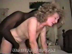 SinCityHOTCOUPLE - Nympho Wife Complete Collection
