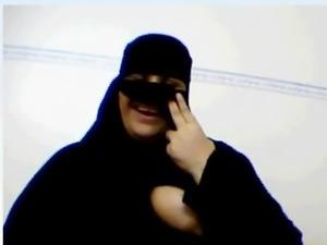 arab niqab