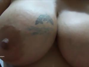 Big tits grabbed