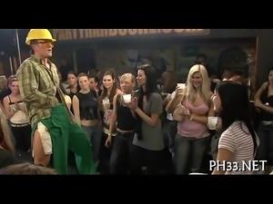 Porn fuckfest party