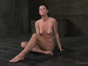 Crazy deepthroating adventure with India Summer and her captors