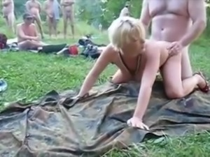 German-Gangbang Party 44