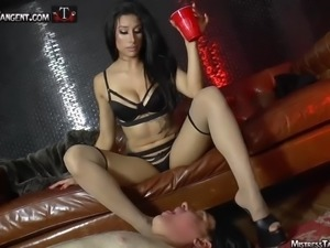 Femdom hot wife from Hell