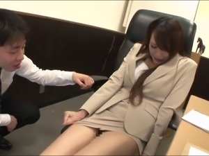 Horny Officelady