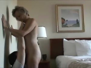 Granny gets her cunt licked