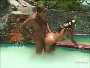 Natasha Storm, Assfucked in Paradise