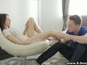 Beautiful erotic video with hardcore fuck scenes is awesome