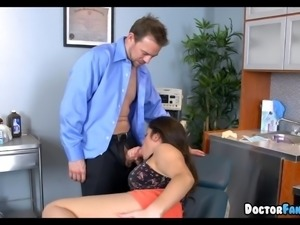 A Hot visit to the Dentist